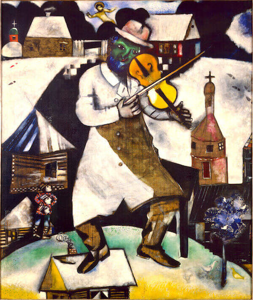 painting chagall museums nice