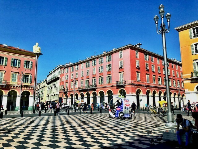 place massena best of nice
