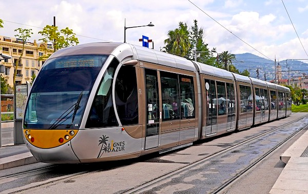 tramway best of nice