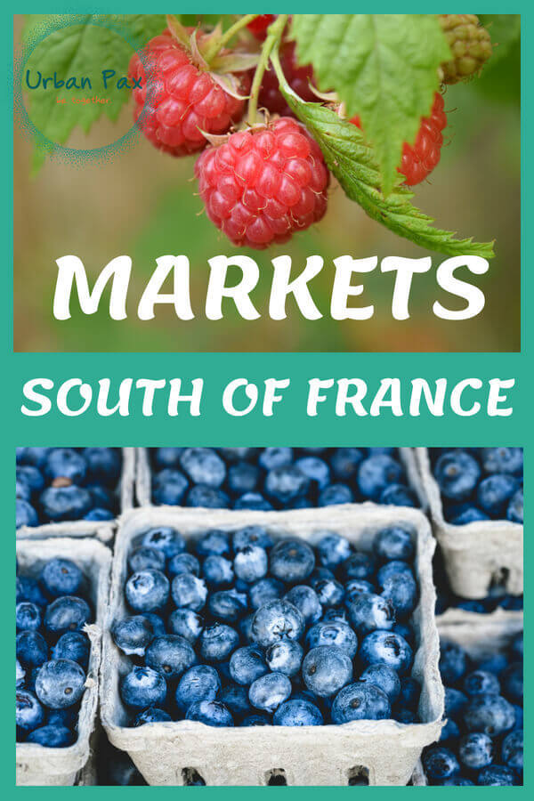 market south france rasberry blueberry