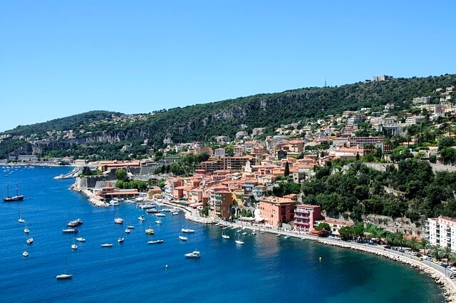 villefranche south of france ocean view day trips