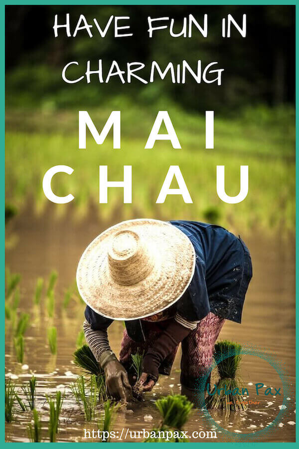 fun in charming mai chau vietnam
