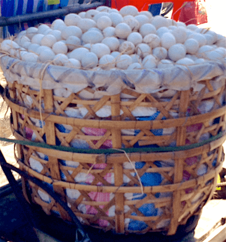 hoian central market giant egg bsket