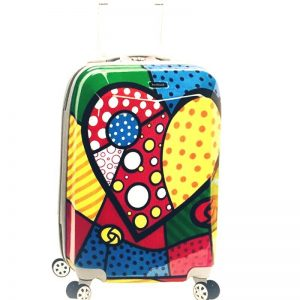 gift giving carryon vibrant colors
