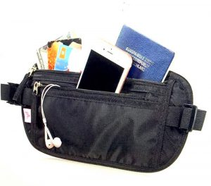 gift giving travel money belt
