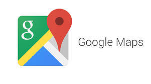 google map logo travel apps